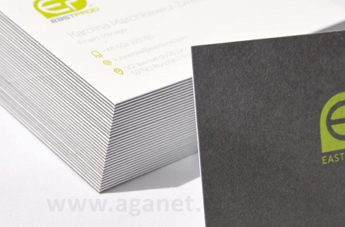 Dwa kolory dzięki kaszerowaniu papierów