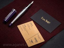 Kaszerowane (warstwowe) luksusowe wizytówki